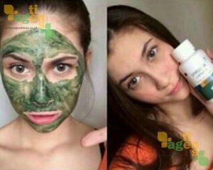 Jual Masker Spirulina Tiens Asli Terpercaya | Masker Spirulina Tiens - agentiens.co.id