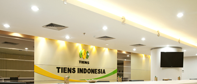 Kantor Pusat Tiens Indonesia - agentiens.co.id